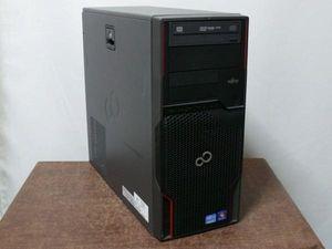 1644♪富士通 CELSIUS W510 Corei3-2100-3.1GHz/500GB/4GB/マルチ/win10
