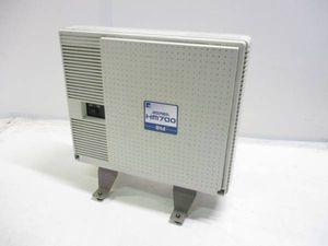 サクサ Saxa ビジネスフォン 主装置 HM700Std○8