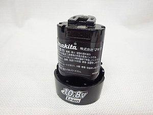 新品・正品 マキタ リチウムイオンバッテリ 10.8V 1.3Ah BL1013