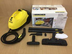 001-09M【KARCHER/ケルヒャー】家庭用スチームクリーナー SC1040