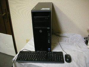 HP Z420 Workstation(Xeon E5-1620 3.6GHz/16GB/500GB/Quadro 2000)