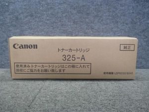 Canon トナーカートリッジ 325-A LBP6030/6040用 未使用品 Y7254