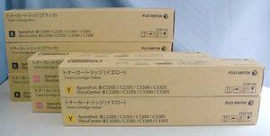 純正★FUJI XEROX CT201102,4,5★3色7本セット
