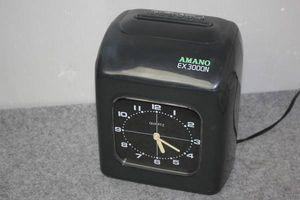 アマノ タイムレコーダー EX3000NB 現状品