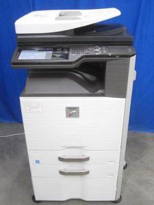シャープカラーコピー機 MX-2310F フル装備 画質・動作良好 2段カセット