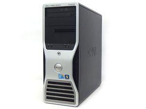 ■※DELL Precision T3500/Xeon W3565 3.20GHz/メモリ4GB/HDD300GB×2/NVIDIA QUADRO2000