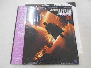 B00023799/【洋楽】LD/ジョー・ジャクソン「ライヴ・イン・トーキョー / 1986.10.21.」