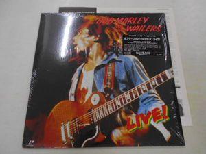 B00023742/【洋楽】LD/ボブ・マーリィ&ザ・ウェイラーズ「ライヴ!」