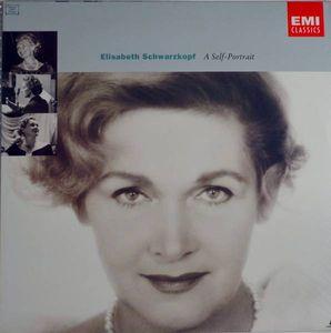 LD EMI  E・シュワルッコップの肖像