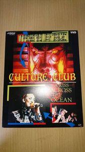 VHD カルチャークラブ ロンドンライブ'83 ゆうメール350円