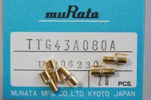 ムラタ ギガトリマ TTG43A080A 5個1セット