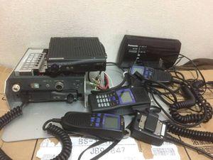 EF-6190形MCA移動無線電話装置 ジャンク