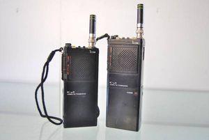 ICOM 430MHz IC-U3 FM トランシーバー 2台セット  無線 アマ無線