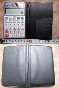 ☆彡 CASIO 電子計算機 税率計算機能付き