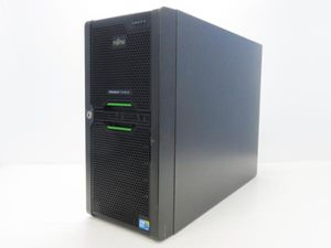 ◆富士通 PRIMERGY TX150 S7【Quad-Core Xeon X3450(2.66GHz)/4GB/300GBx4】