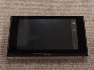 カシオ CASIO 5.3型タッチパネル搭載「デジタル英会話学習機」 ゴールド XDR-A20