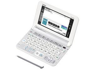 展示品 保証1年付 電子辞書 カシオ エクスワード XD-Y7600 韓国語