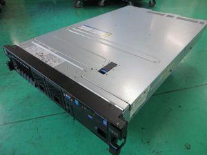IBM System X3650 M4 7915H3J (10core Xeon E5-2660V2×2基/メモリ:256GB/HDD:なし) 大