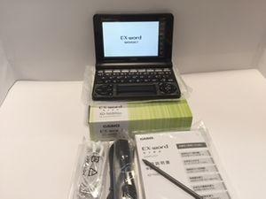 電子辞書 CASIO カシオ EX-word XD-N4800BK美品