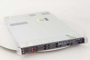 [PG]USED hp ProLiant DL360p Gen8 Xeon E5-2690 0 2.90GHz*2/メモリ32GB/HDD300GB*2 サ