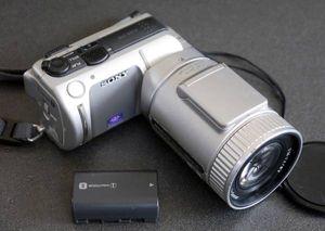 SONY Cyber-shot DSC-F505K デジタルスチルカメラ ジャンク扱い!<かんたん決済不可>