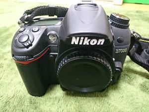 送料無料!美品!Nikon D7000 18-105 VR kit おまけあり