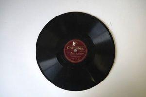 ZK477 SP盤 タンゴ 奥様お手をどうぞ 古風なスペインタンゴ ■音楽/曲/レトロ/蓄音機