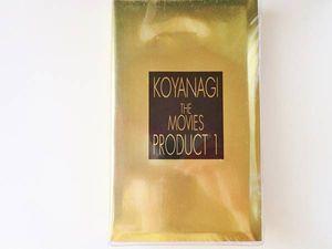 ☆★KOYANAGI THE MOVIES PRODUCT 1/小柳ゆき/VHS/ビデオ/中古/即決★☆