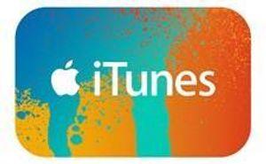 iTunes ギフトコード 1000円×5コード=5000円分★送料不要★コード通知のみ