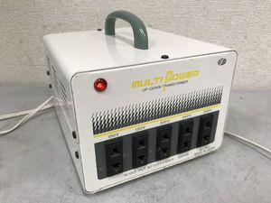[税込 中古] スワロー電気/SWALLOW ELECTRICE [SU-550] UP-DOWN TRANSFORMER