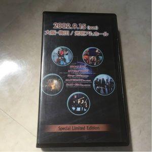 ★【VHS】希少 ジャパメタ5バンド オムニバス ライブ '02年 Margelitch/MASTERMIND 他