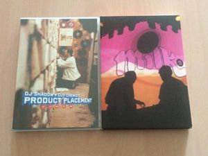 【DVD】【PRODUCT PLACEMENT DJ SHADOW】