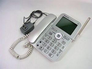 ◆通電確認済 Panasonic 電話機 VE-GD71-S パナソニック