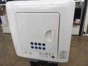 w●東芝 4.5kg衣類乾燥機 ED-45C 2015年製●初期動作保証 ◆別出品のスタンドと一緒に落