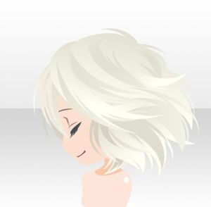@games/PL■微笑む横顔 ホワイト