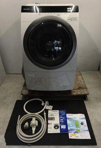 1円 Panasonic ななめドラム洗濯乾燥機 NA-VR5600L 9kg 72L 左開き エコナビ ナノイー(na