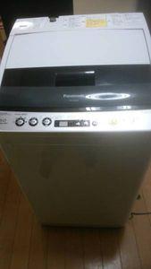2012年製 乾燥機能付き洗濯機!!  一円~スタート