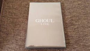 GHOUL【LIVE(DVD)】gism gauze lip cream death side
