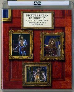 【輸入DVD】エマーソン・レイク&パーマー/展覧会の絵 「Pictures at an Exhibition」中古