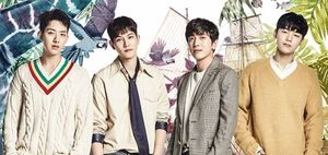CNBLUE  SPRING LIVE 2016 ~We're like a puzzle~