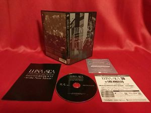 LUNA SEA A DOCUMENTARY FILM OF 20th~ [DVD]「生中継!The Holy Night -Beyond the Limi