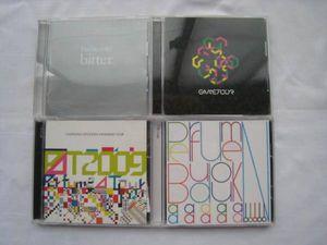 Perfume[DVD LIVE 4セット]bitter&GAME&直角二等辺三角形&武道館 BUDOUKaaaaaaaaaaN/ライ