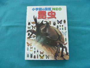 ●小学館の図鑑NEO 昆虫図鑑 カブトムシ クワガタなど