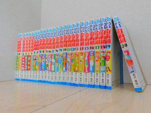 ◆美品◆msf197◆3年奇面組全6巻◆ハイスクール奇面組全20巻◆完結◆激熱! ...