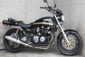 横浜〜 Kawasaki ゼファー750 C2 ブラックタイガー 好調 車検付