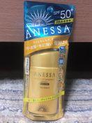 ANESSA Perfect UV sunscreen 未使用