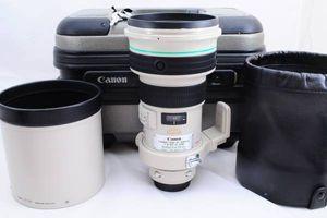 ★驚異的な小型・軽量化の超望遠単焦点レンズ!★CANON キヤノン EF 400 ...