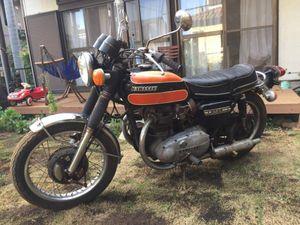 カワサキ W1 650cc