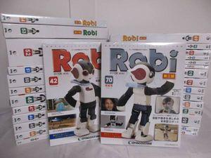 【週刊ロビ 第三版】42〜70号/未開封 デアゴスティーニ★1円〜