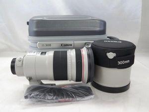 Canon Lレンズ EF300mm F2.8L IS II USM ▼ 4DC ...